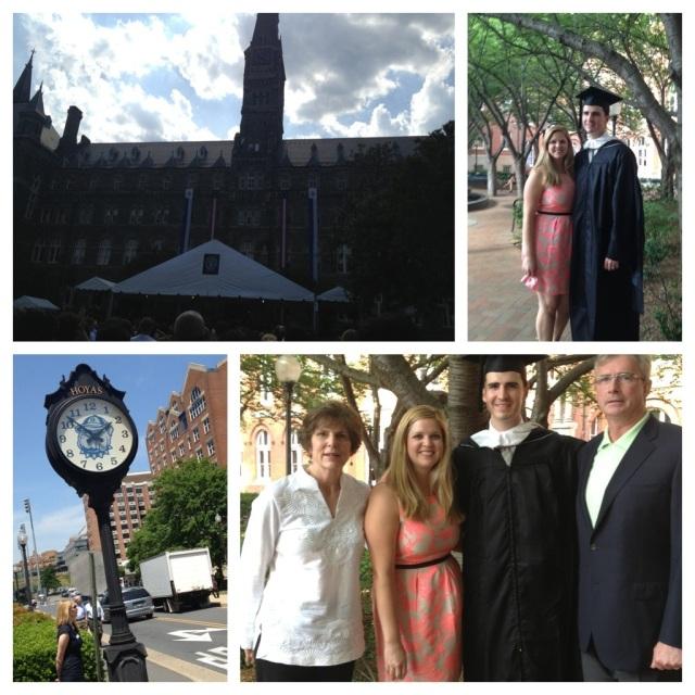 georgetown university graduation
