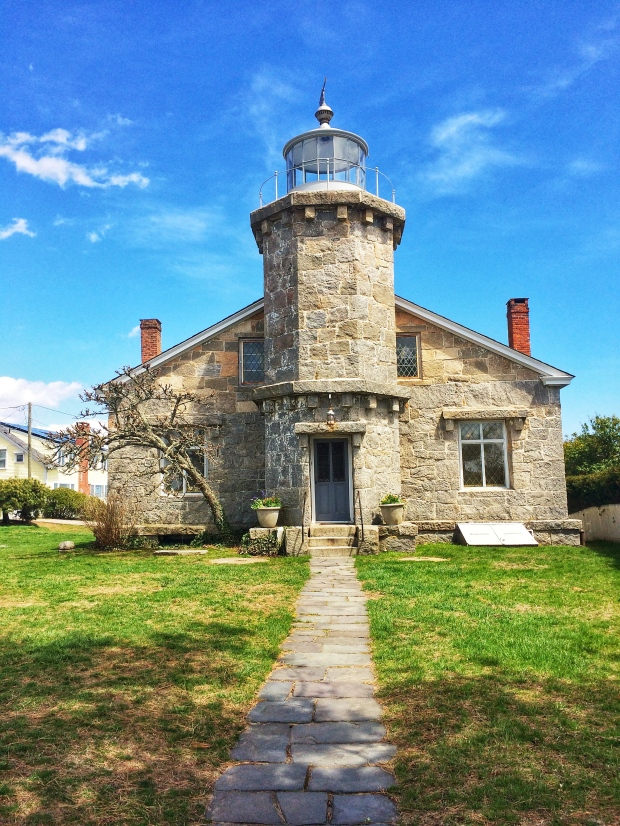 historic lighthouse bay connecticut