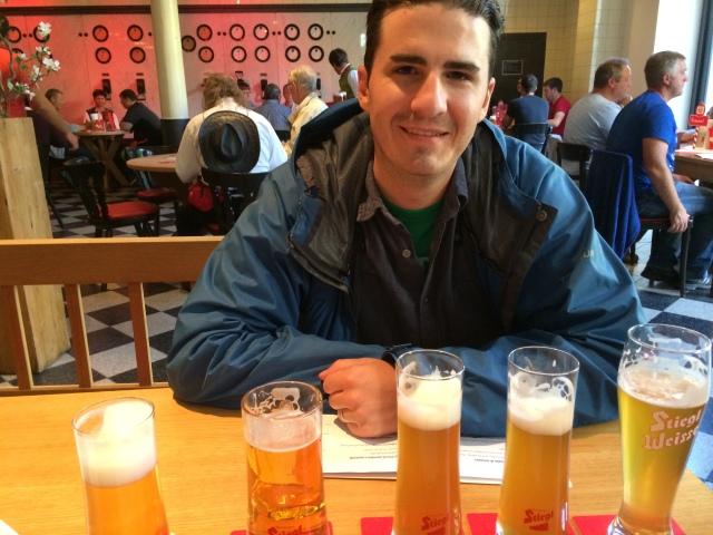 stiegl brew